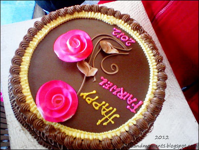 farewell cake, kajal majhi, memories of brbnmpl salboni, memories of 2012, Salboni,