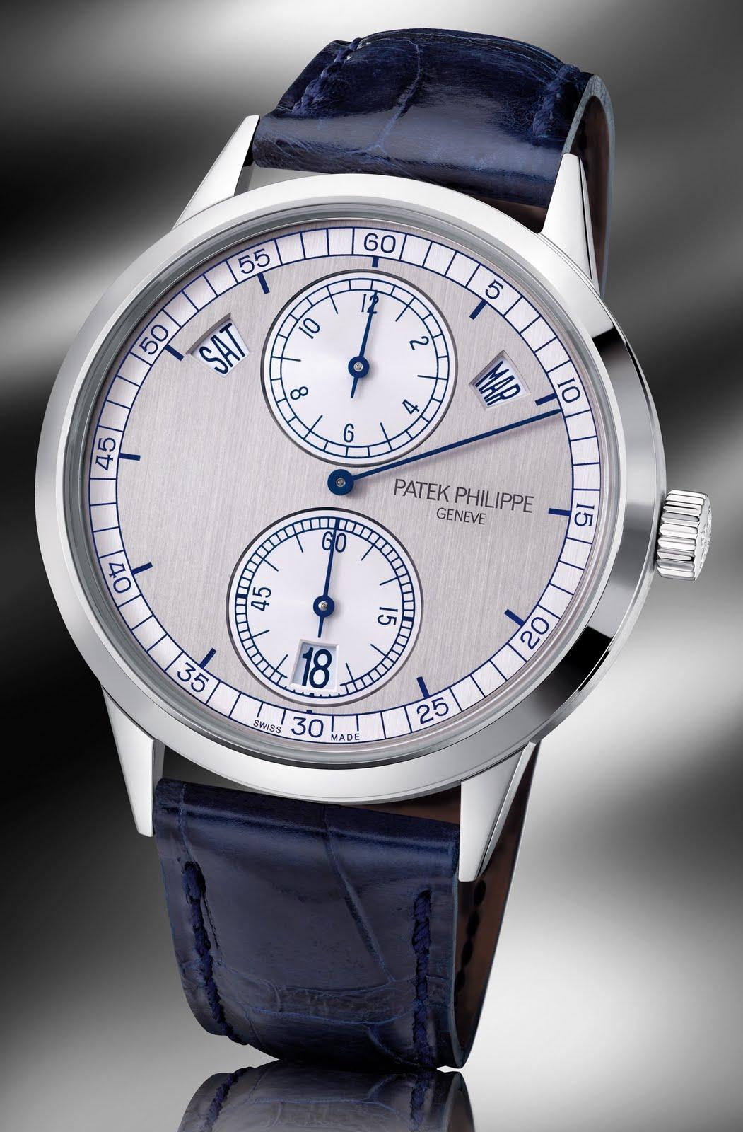 Kronosblog patek philippe regulator 5235g for Patek watches