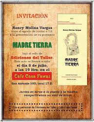 Afiche promocional MADRE TIERRA