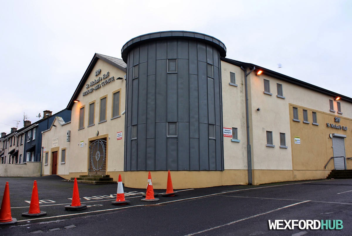St. Michael's Hall, Wexford