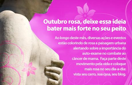 Informaçãooutubro Rosa