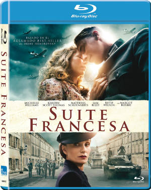 Filme Poster Suíte Francesa BDRip XviD Dual Audio & RMVB Dublado