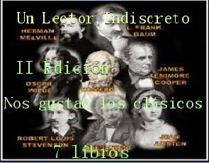 II RETO LITERARIO NOS GUSTAN LOS CLÁSICOS