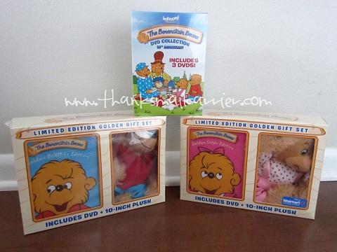 Berenstain Bears DVDs