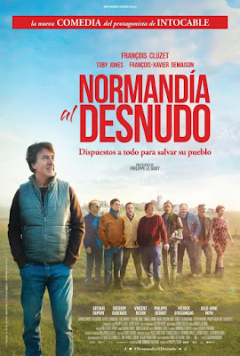 Normandie Nue 2018 DVD R2 PAL Spanish