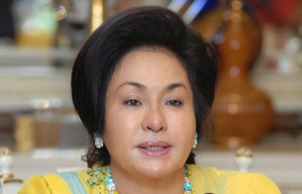Rambut Rosmah Mansor Jadi Perhatian Dunia