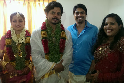 Sreesanth Wedding Photos