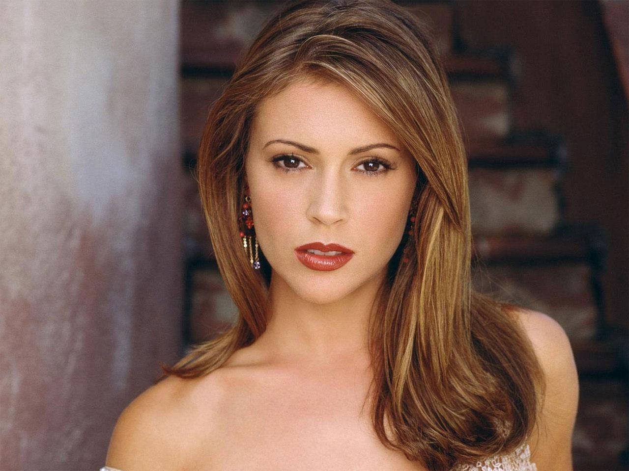 alyssa milano celebrities - photo #32