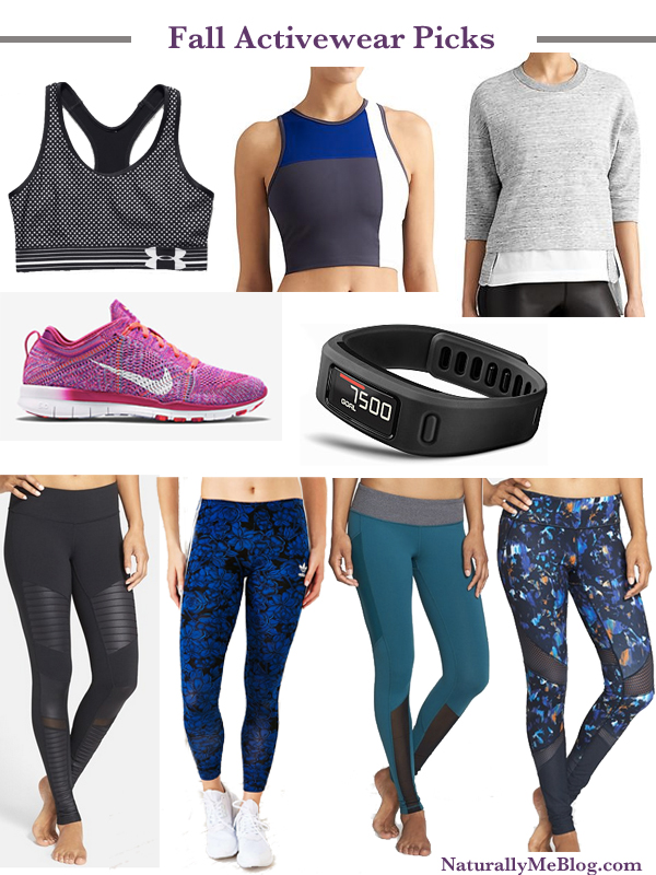 Fall, activewear, fall activewear picks, nordstrom activewear, nordstrom, under armour, nike