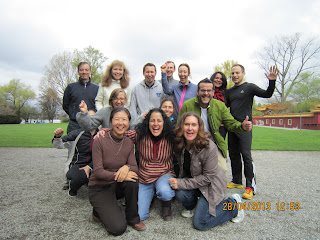 Laughter yoga workshop Zurich