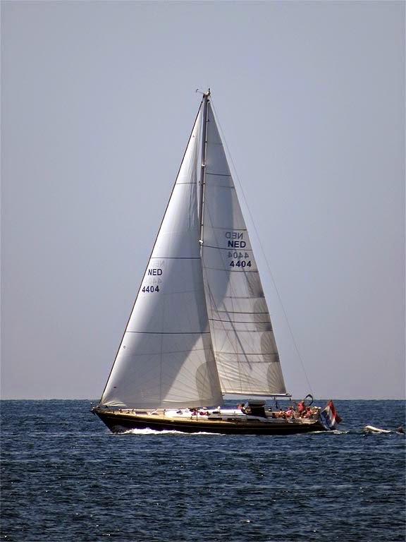 Standfast 50 sailboat, Terrazza Mascagni, Livorno