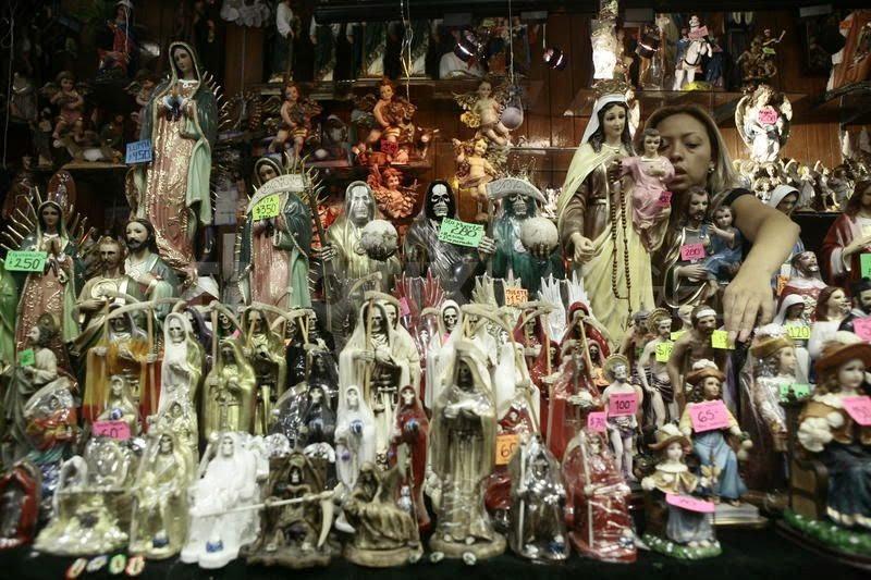 Mercado de Sonora, Meksiko