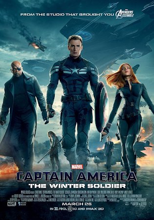Captain America The Winter Soldier 2014 DVDRip
