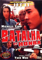 Filme Batalha de Honra Dublado AVI DVDRip