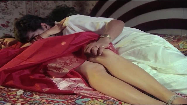 Bollywood B grade Movie Hot First Night Scene