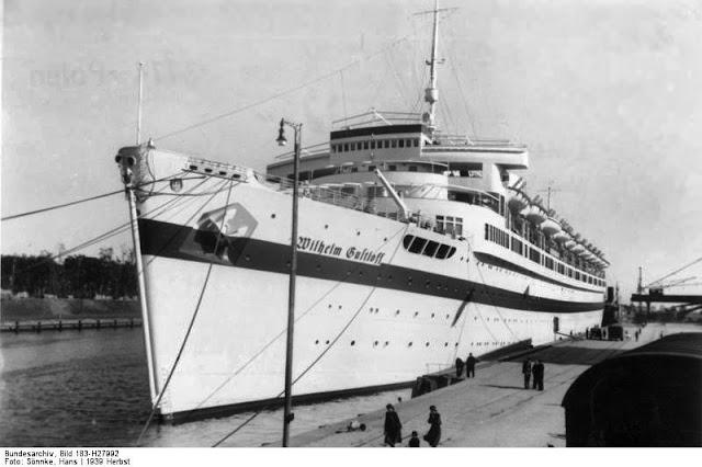 Wilhelm Gustloff  1939