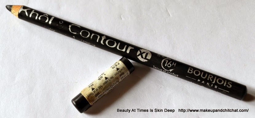 Bourjois Paris Khol and Contour in Black