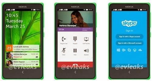 Nokia, Nokia Normandy, Nokia X