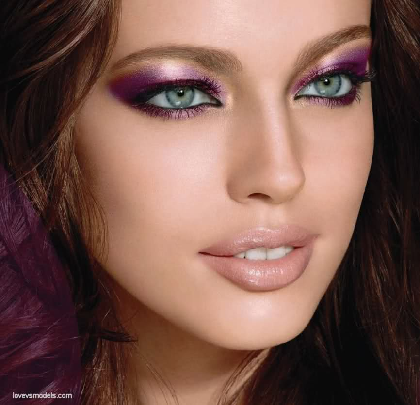 eyeshadow for green eyes. +eyeshadow+for+green+eyes