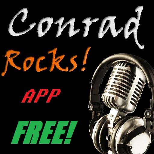 Conrad Rocks APP!