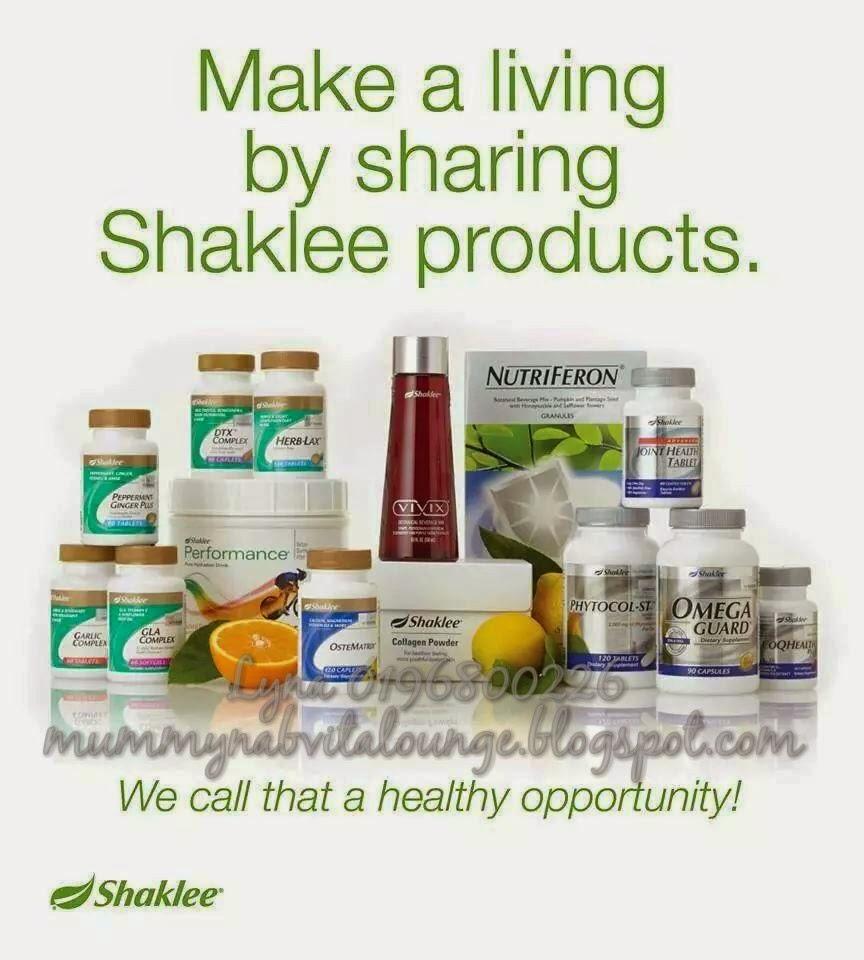 #shareShaklee
