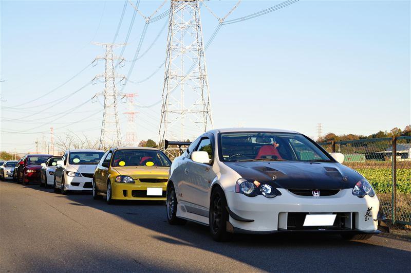 Honda Civic, Honda Integra, Honda S2000  japońskie sportowe  samochody