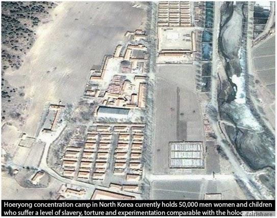 captainpurba fakta tentang kehidupan mengerikan korea utara
