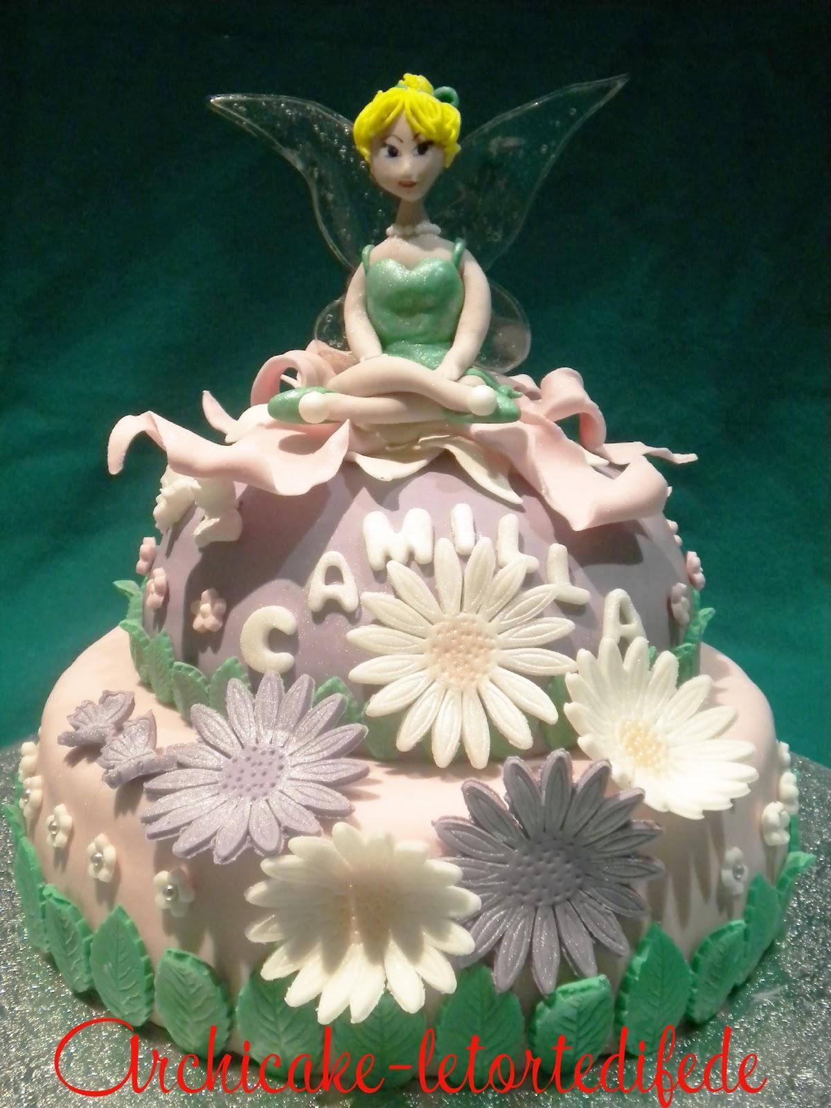 Archicake le torte di fede trilly con ali di gelatina for Trilly immagini