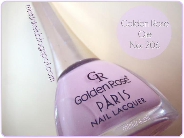 golden rose-oje-golden rose 206-nail polish-ojeler-oje trendleri-eflatun ojeler-leylak oje-lavanta oje-trend oje