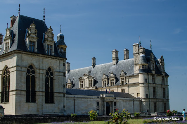 Château d'Ecouen - musée national de la Renaissance