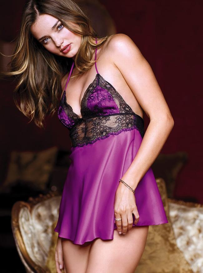 Victoria's Secret Very Sexy Seduction Bra Collection featuring Miranda Kerr