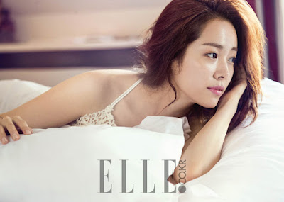 Han Ji Min - Elle Magazine October Issue 2015