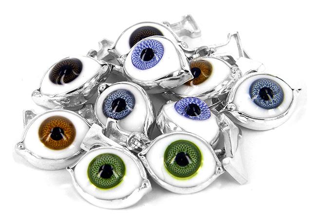 ... melbourne, designer cufflinks, mens ring, gift ideas for men: Eye I