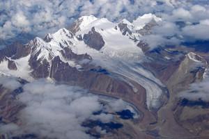 gambaran gletser himalaya