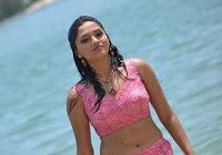 Actress Sunaina Wet Spicy Navel Images