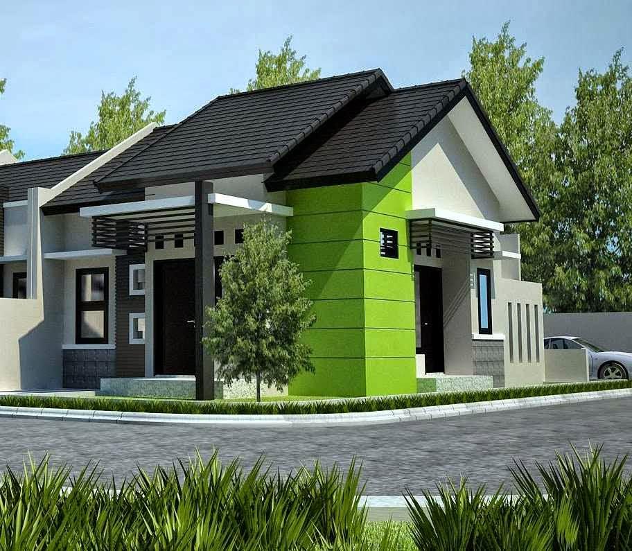 gambar teras rumah minimalis modern 2014