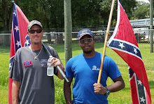 Supports The Moral Defense Of The Dixie Cross Banner