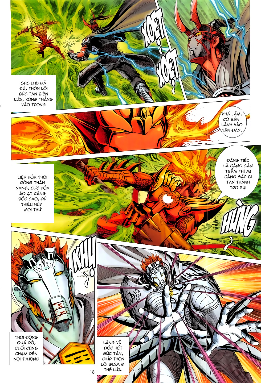 Chiến Phổ chap 20 - Trang 18