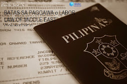 SAUDI LABOR LAW in TAGALOG