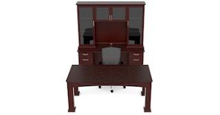 Emerald Series Executive Furniture Set by Cherryman Industries