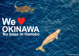 We Love Okinawa - Save Henoko