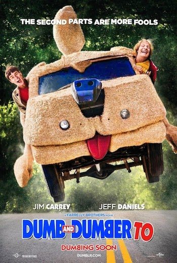 Dumb and Dumber To 2014 Dual Audio Hindi English UNRATED