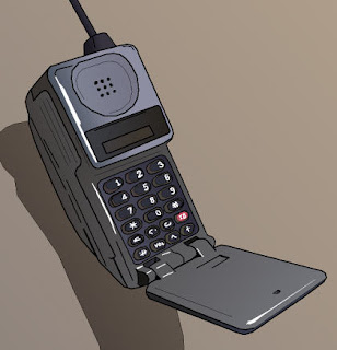 motorola retro flip phone