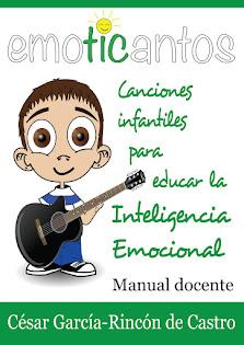 El nuevo manual docente de Emoticantos: ya disponible!