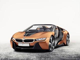 Inovatiile BMW la CES 2016 de la Las Vegas
