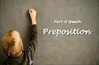 Pengertian dan Jenis-Jenis Preposition