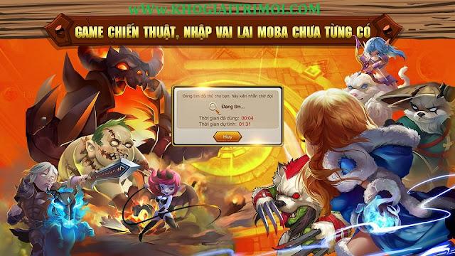 Tải game Chiến Thần DoTa phiên bản mới nhất miễn phí cho điện thoại Android