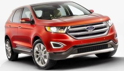 2015 Ford Edge Release Date Canada