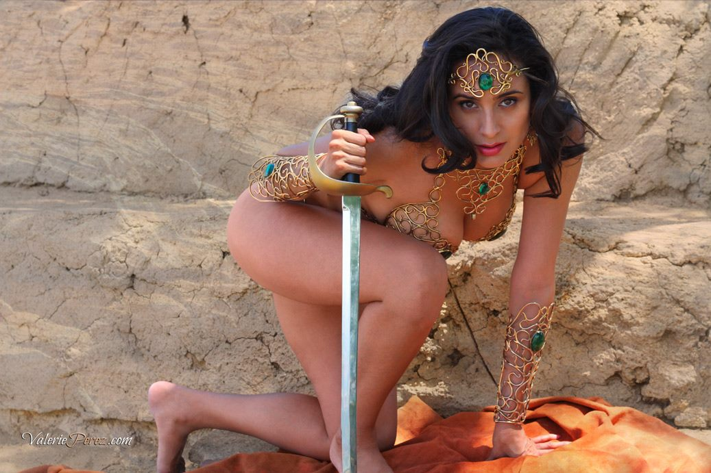 Dejah thoris cosplay