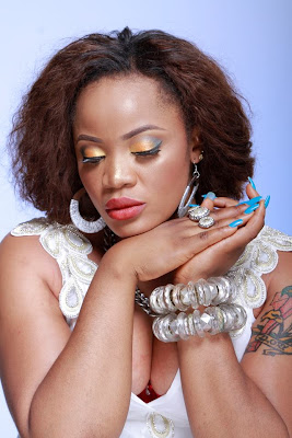 Check Out Actress Uche Ogbodo's new beautiful pictures